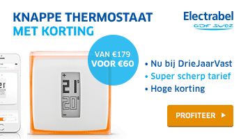 Electrabel thermostaat