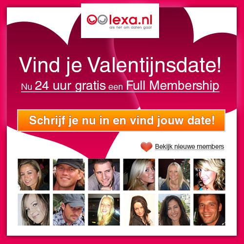 gratis lexa full membership Valentijntip!