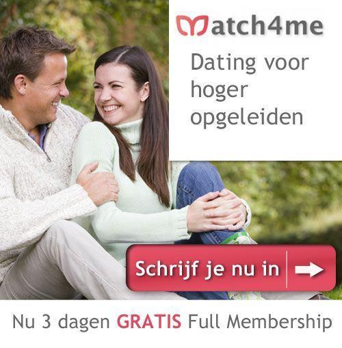 3 dagen gratis full membership op match4me.be