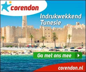 Tunesië Corendon vakantie